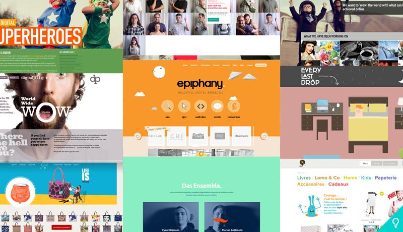 20例幽默的网页设计-让访客high起来