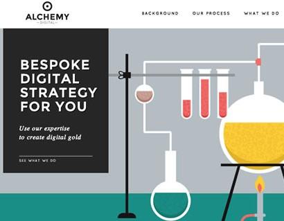 13例漂亮的设计机构网站
