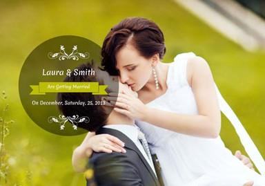 10款唯美浪漫的婚礼 & 结婚纪念网站模板