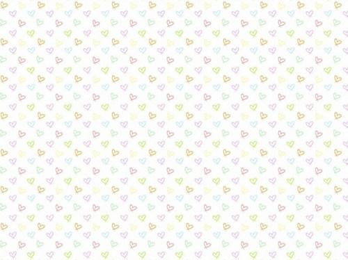 心形粉色花纹网页背景图片素材59