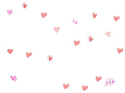 心形粉色花纹网页背景图片素材60