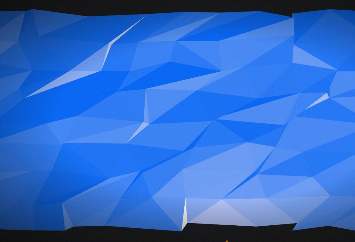 [小众网站] Flat Surface Shader - 3D模拟照明效果生成多边形