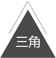 晋小彦视觉设计系列文章(三):圆、方、三角,互联网的一些事