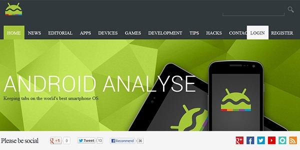 Android Analyze 多边形网页设计Polygon web design