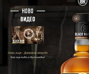 黑色经典!50个时尚的黑色系网站欣赏(下)