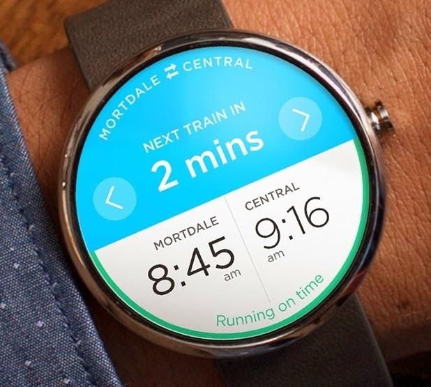 摩托罗拉智能手表MOTO 360