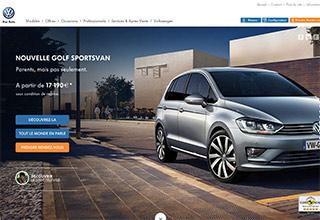 VolkswagenGolfSportsvan-汽