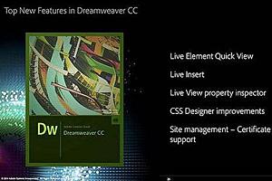 Dreamweaver CC 2014新功能介绍