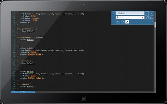 全能高效!为网页设计师而生的14个文本编辑器