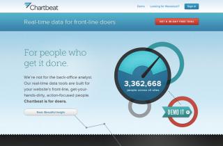 美国chartbeat数据分析公司官网