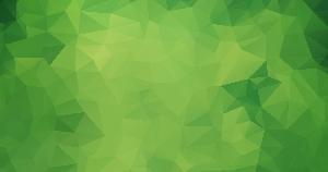 绿色多边形网页背景