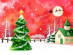 圣诞节精美背景源文件