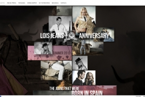 20个华丽时间轴在网页设计中的案例欣赏