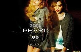 Phard spa女性时尚品牌