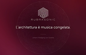 Music architecture and sound identity for r