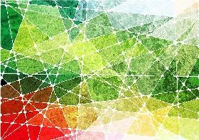 绿色枞横线交错纹理网页背景