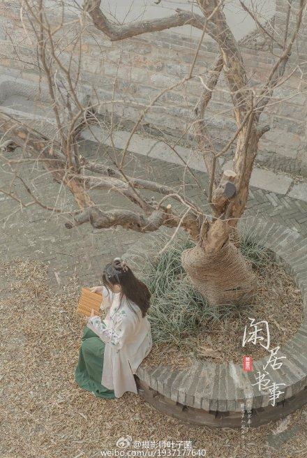 PS中国古风修图调色