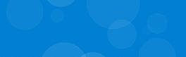 蓝色圆圈网页背景