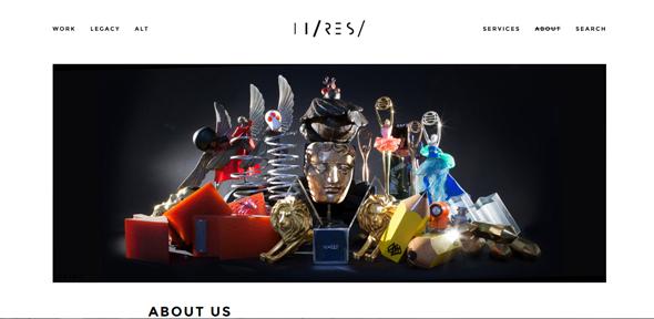 干货!漂亮的图案背景设计的网站