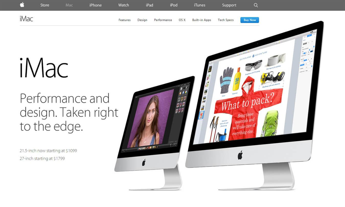 巧用不对称设计打造有趣的网站页面 图趣网