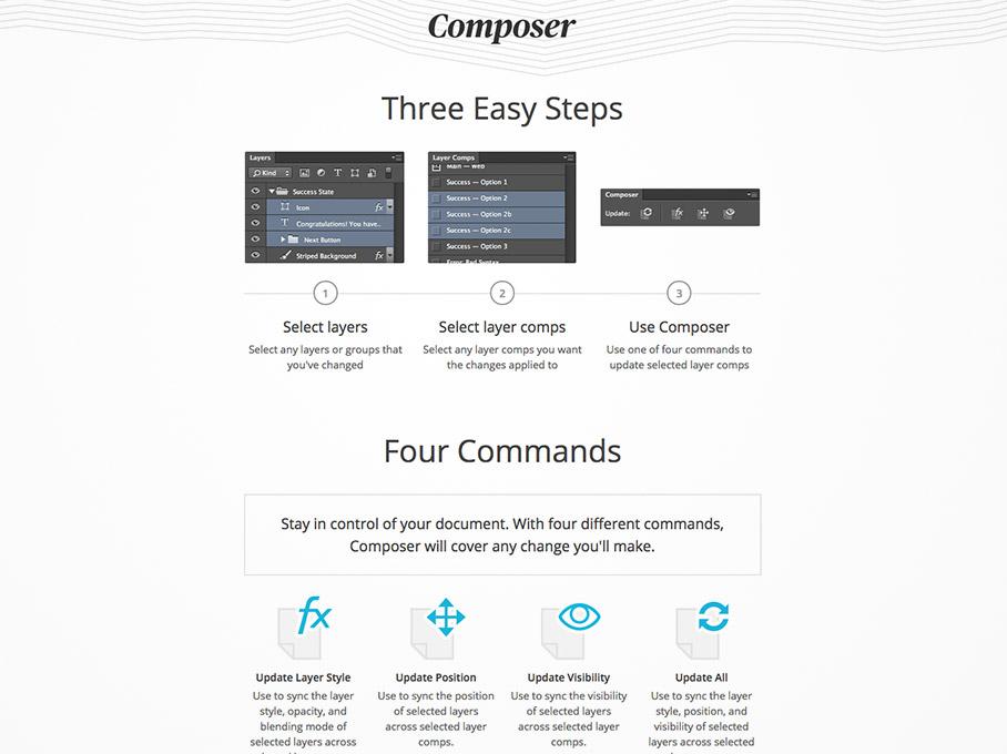layer composer plugin