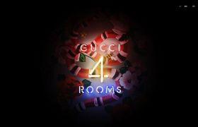 GUCCI 4 ROOMS