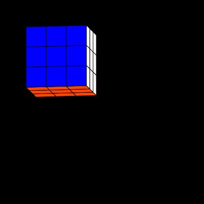 HTML53D模型--百行代码实现旋转立体魔方实例