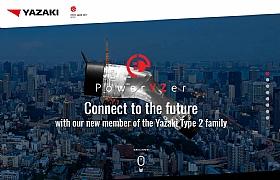 Yazaki科技产品酷站欣赏