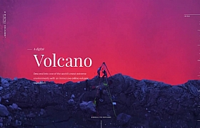 digitalvolcano数字火山酷站欣赏