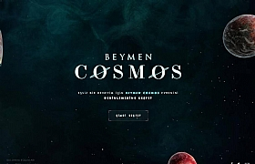 Beymen Cosmos宇宙专题酷站欣赏