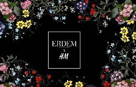 ERDEM x H&M服饰酷站