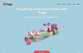 Toggl时间管理app酷站