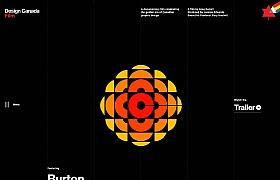 Design Canada设计酷站