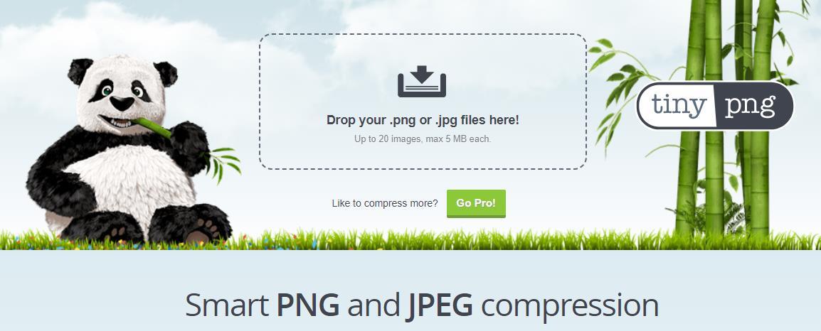 [小众网站]TinyPNG - 在线无损压缩png