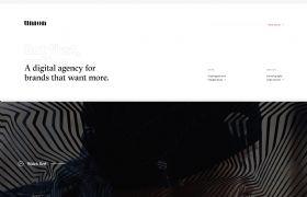 UNION设计机构酷站